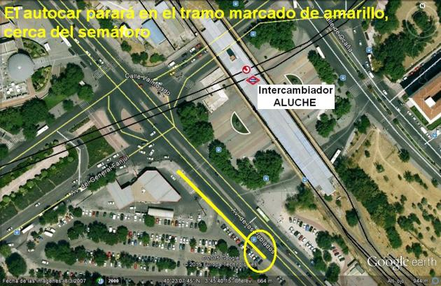 Intercambiador Aluche